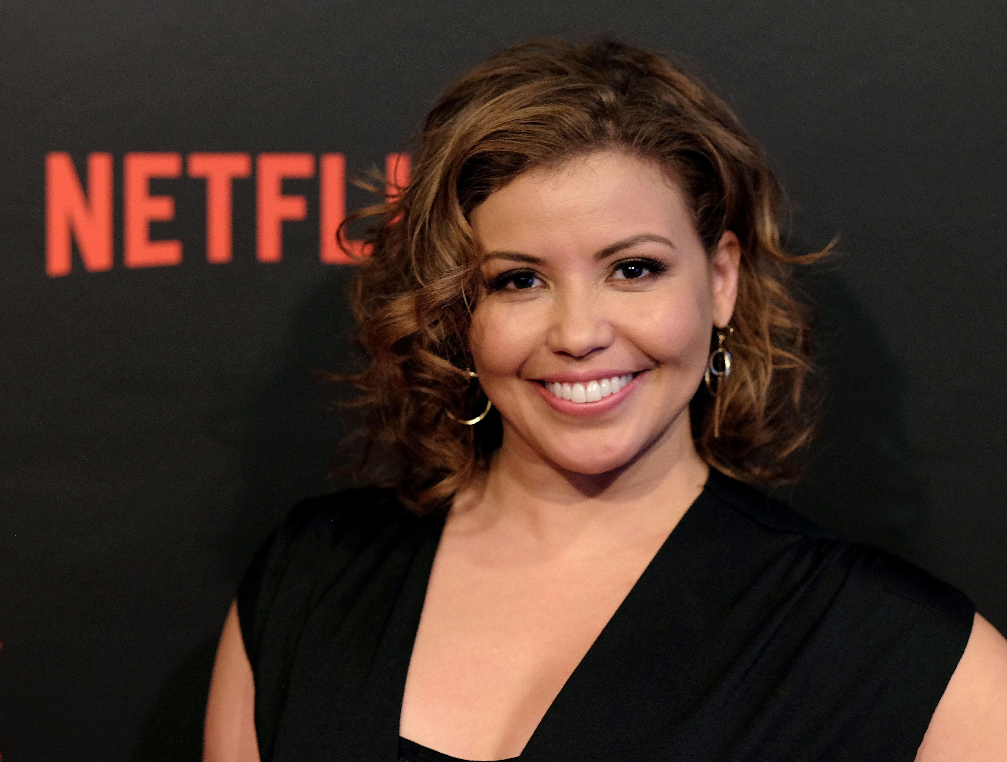 BEVERLY HILLS, CA - MAY 09:  Actress Justina Machado attends The Women Of Netflix's 'One Day At A Time' For Your Consideration Event at Netflix FYSee Space on May 9, 2017 in Beverly Hills, California.  (Photo by Matthew Simmons/Getty Images)