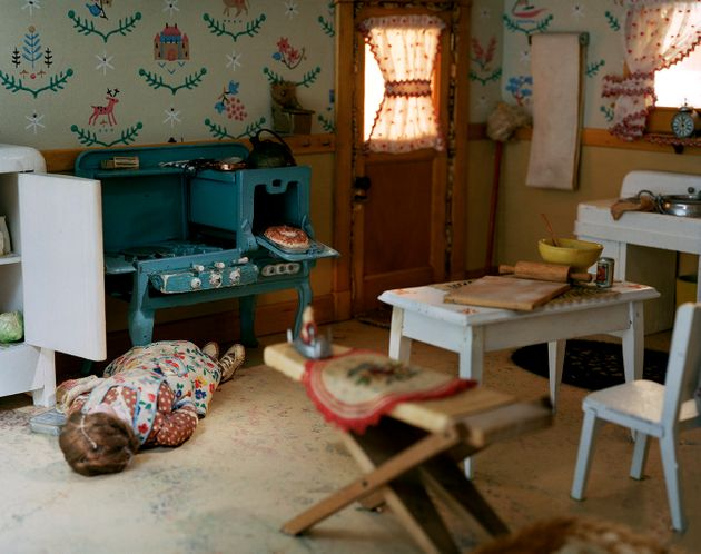 These Bloody Dollhouse Scenes Reveal A Secret Truth About