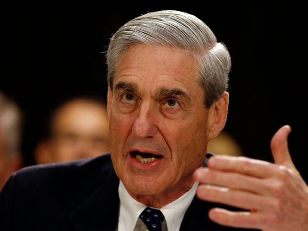 Robert Mueller, former FBI director and special counsel in charge of the Russia