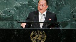 북한이 '미국 핵전쟁 도발' 막아달라는 편지를 유엔에