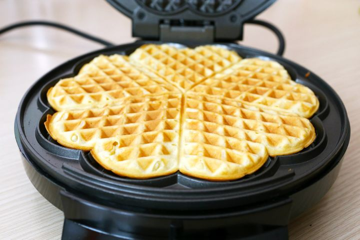 """I rely on my stash of waffles and pancakes that I've made ahead of time and frozen,"" said registered dietitian nutriti"