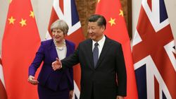 May 'Side-Stepped' Human Rights, Chinese Media
