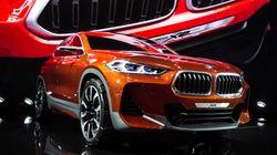 Η BMW X2 απευθύνεται στους «νέους στην καρδιά» και τους δραστήριους πολίτες της