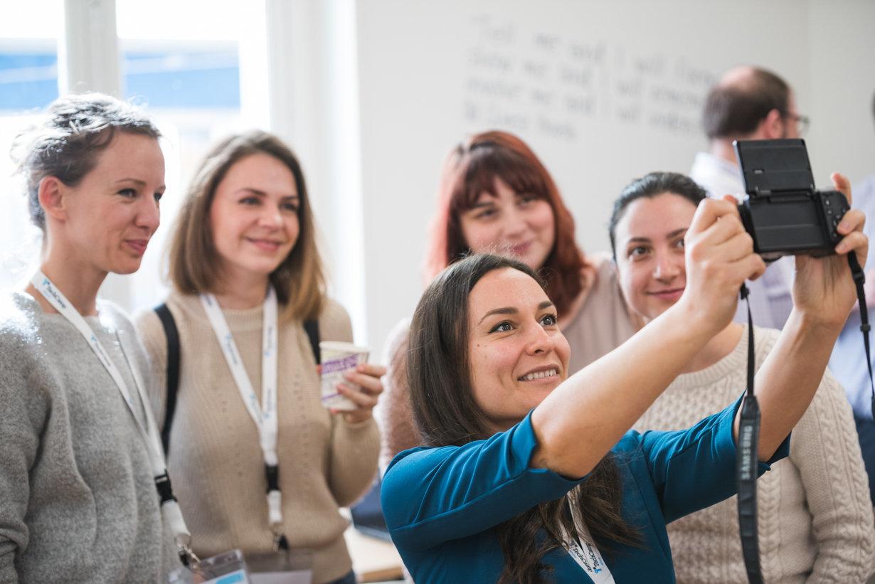 1ο TechCamp Athens 2018: 42 MKO από 5 χώρες σε σεμινάρια
