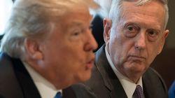 백악관과 국방부의 견해차가 심상치