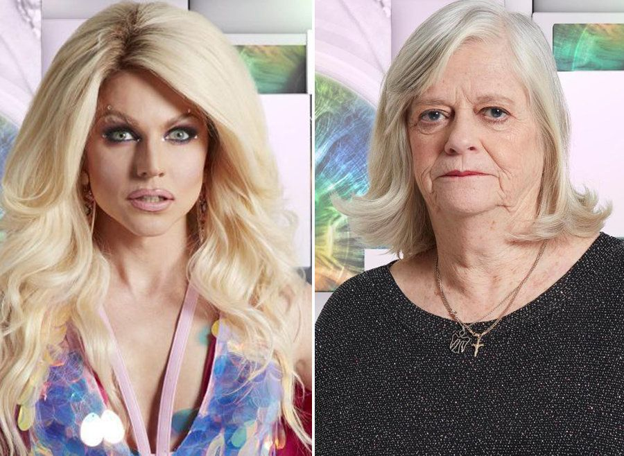 Courtney Act 'Hurt And Angered' After Discovering Ann Widdecombe Voted To Keep Section