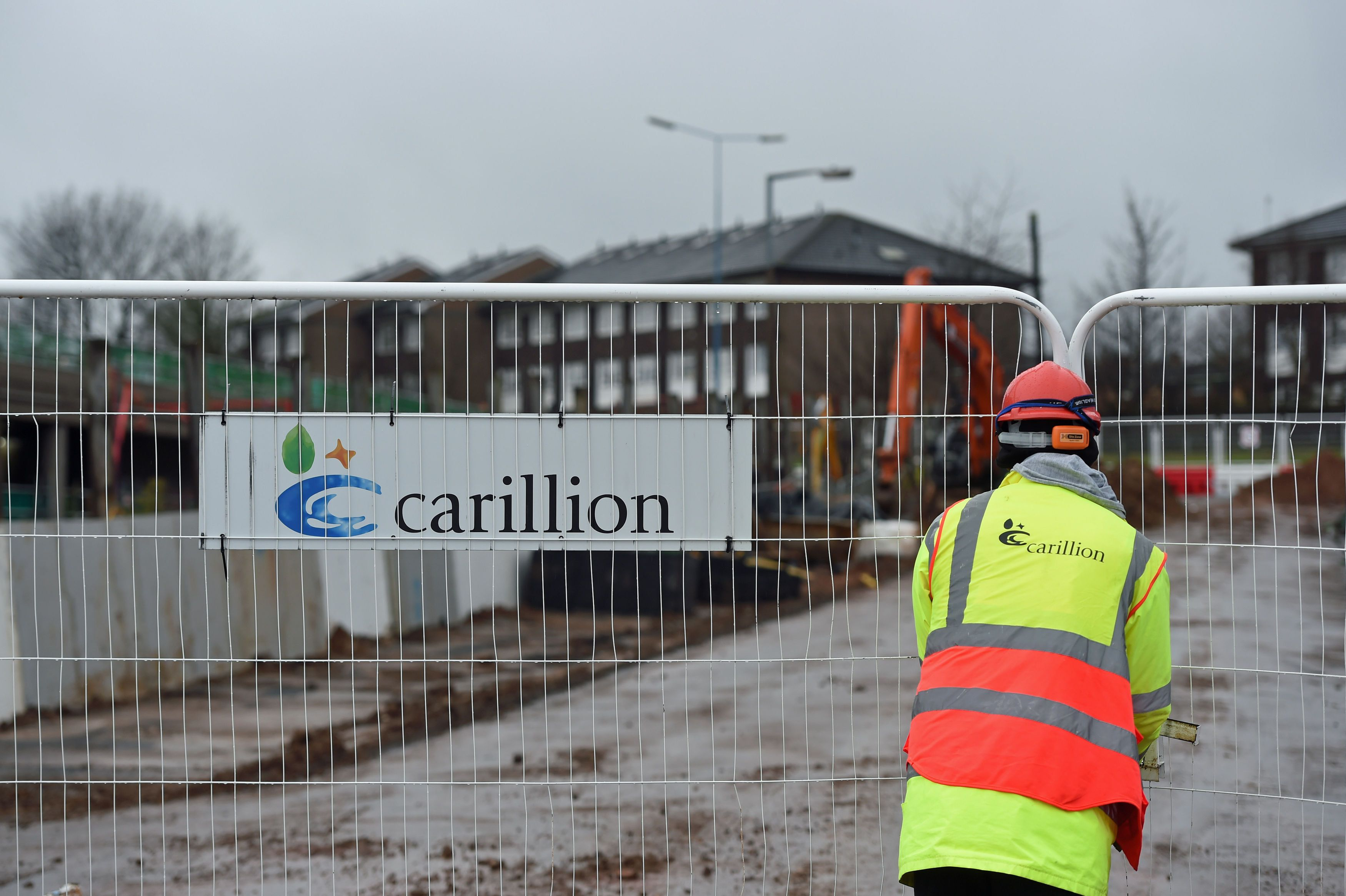Carillion Collapse: 377 Workers Made