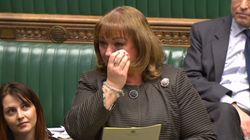 Labour MP Recalling Loss Of Baby Girl Breaks Down In