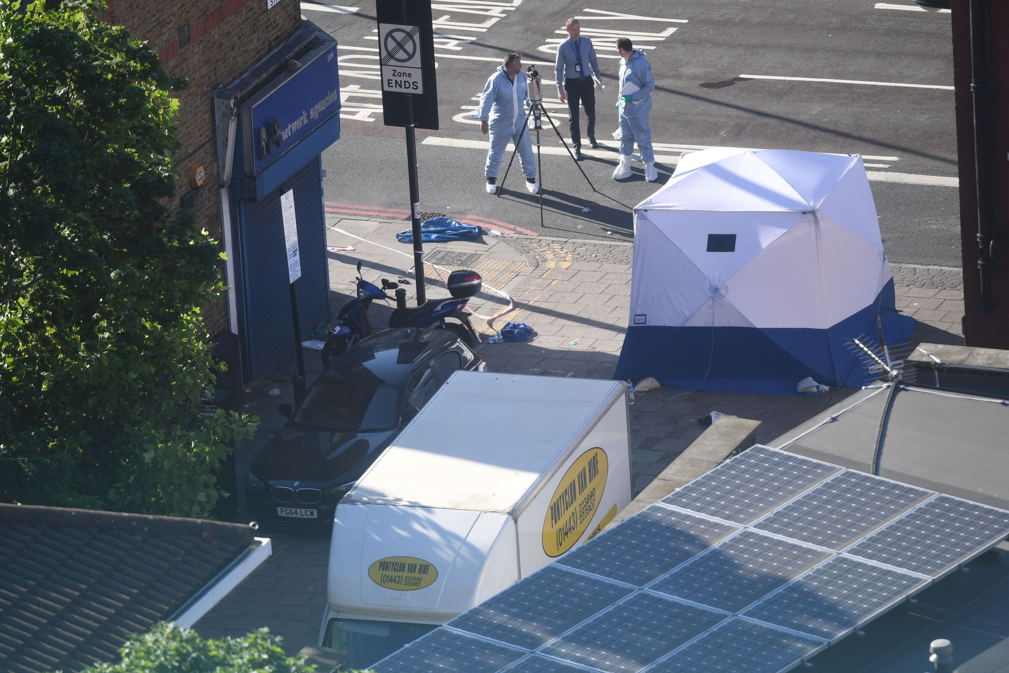 Darren Osborne: Finsbury Park mosque terrorist jailed for life