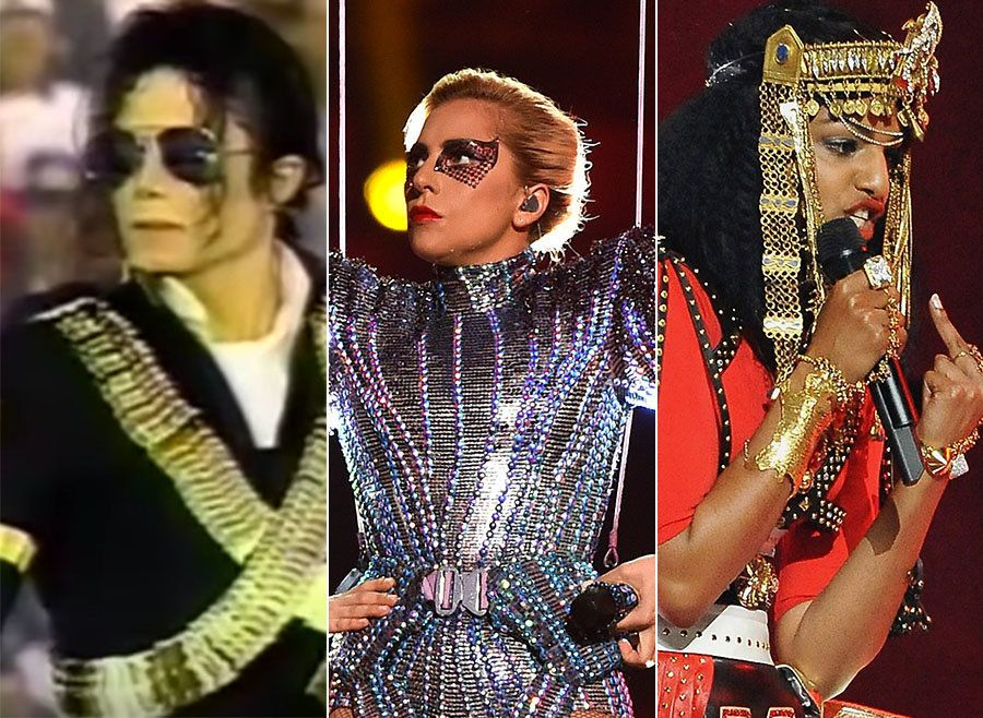 10 Of The Biggest Super Bowl Halftime Show Shockers