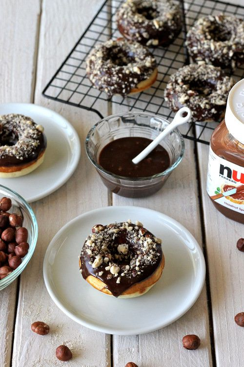 """<strong>Get the <a href=""""http://damndelicious.net/2012/09/07/nutella-donuts/"""" target=""""_hplink"""">Nutella Doughnuts recipe</a> f"""