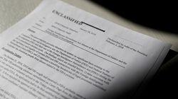 ΗΠΑ: Δημοσιοποιήθηκε το απόρρητο υπόμνημα που κατηγορεί το FBI και το υπουργείο Δικαιοσύνης για