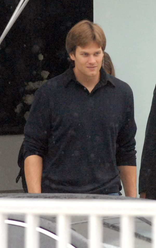 In Sao Paulo with his family in March of 2010.