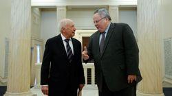 Κοτζιάς: O Νίμιτς δεν μπορεί να μιλά για το ποια είναι η πολιτική των Αθηνών, ούτε να την περιγράφει