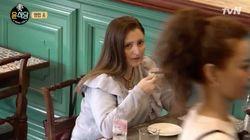 윤식당을 찾은 스페인 손님이 정유미를 보고 놀라버린 이유
