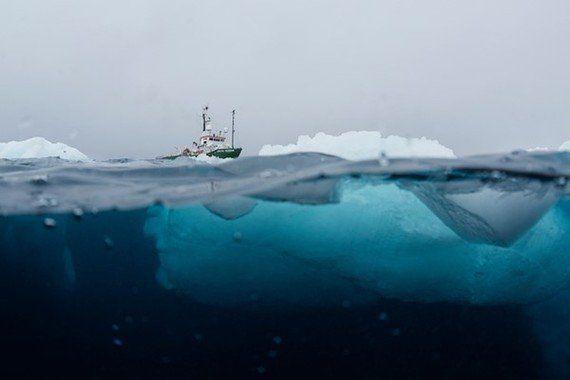 남극 빙하와