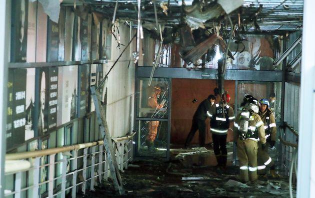 신촌 세브란스병원이 화재사건에 대해 입장을