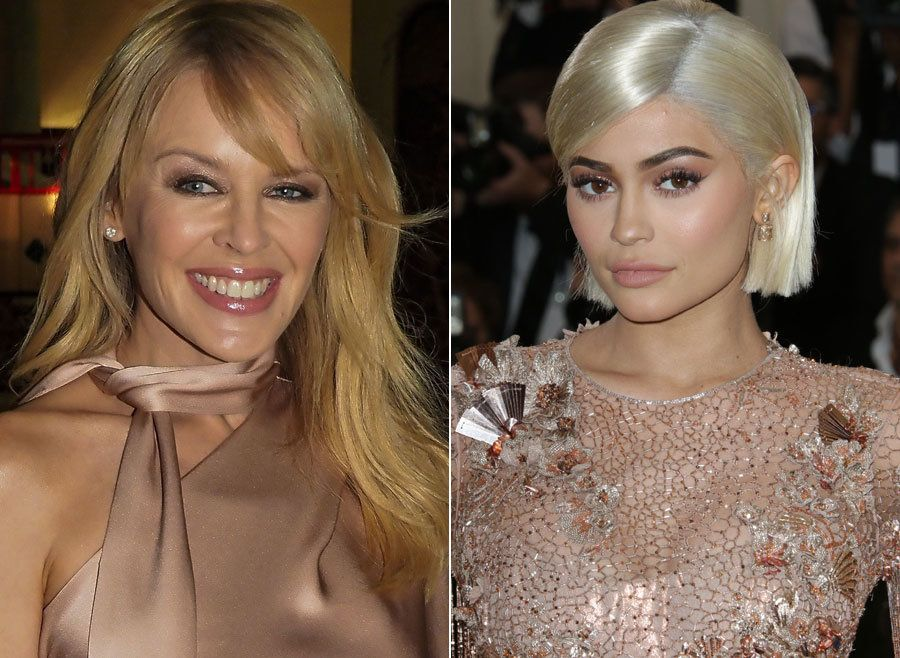 Kylie Minogue Denies Ever Calling Kylie Jenner A 'Secondary Reality TV