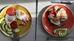 Πώς να τρως με τον/ην σύντροφό σου όταν έχει άλλες διατροφικές