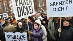 Mehr als 2000 Menschen demonstrieren in Cottbus gegen