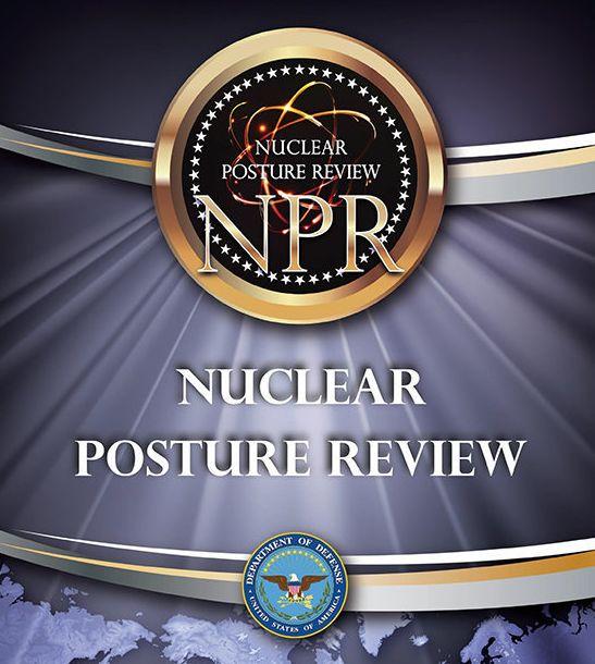 미 국방부가 '핵 태세 검토보고서'를