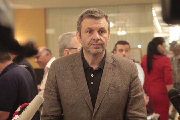 Ο αντιπεριφερειάρχης Στερεάς Ελλάδας κατηγορεί τον Γκλέτσο ότι τον