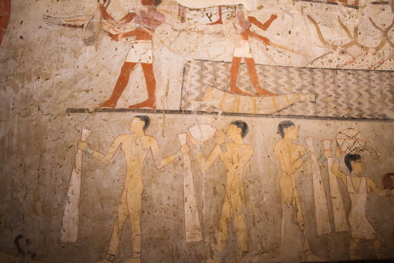 Αίγυπτος: Ανακαλύφθηκε τάφος ηλικίας 4.400 ετών που ανήκε σε ιέρεια. Εντυπωσιακές