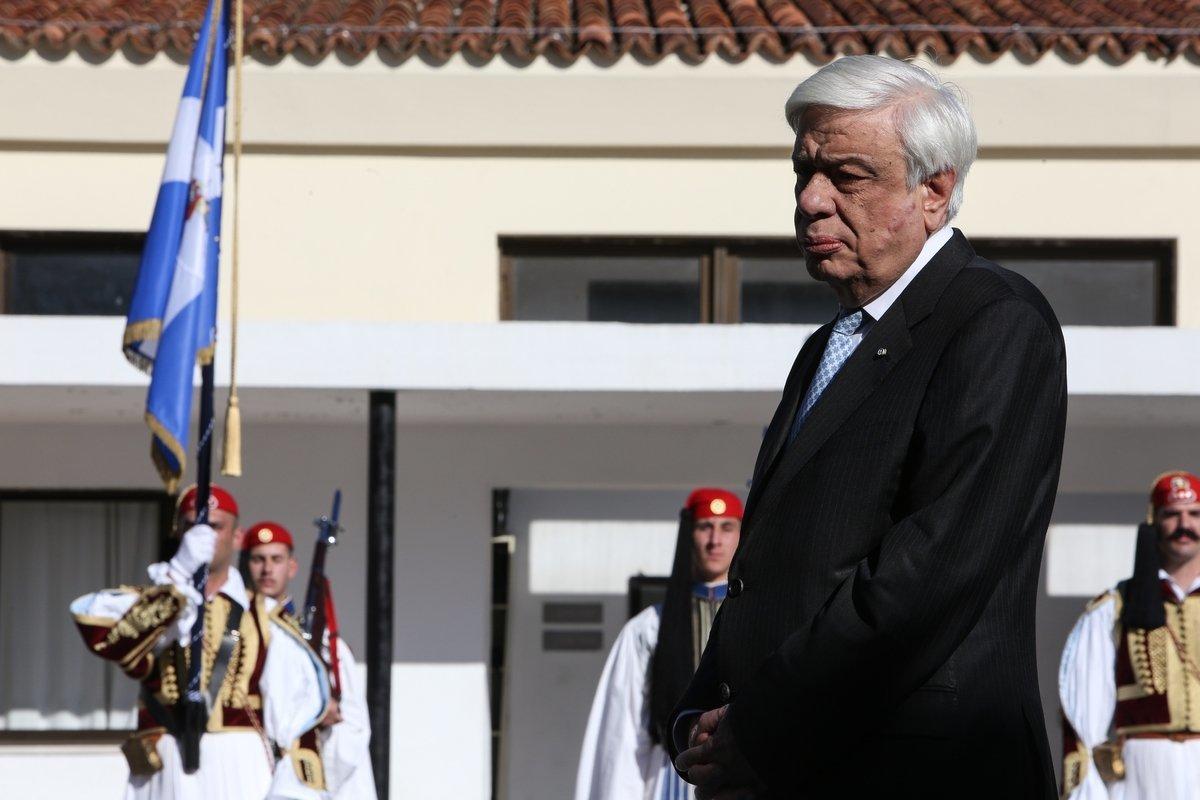Παυλόπουλος: Προκεχωρημένο φυλάκιο της Δύσης και της ΕΕ προς την Ανατολή η