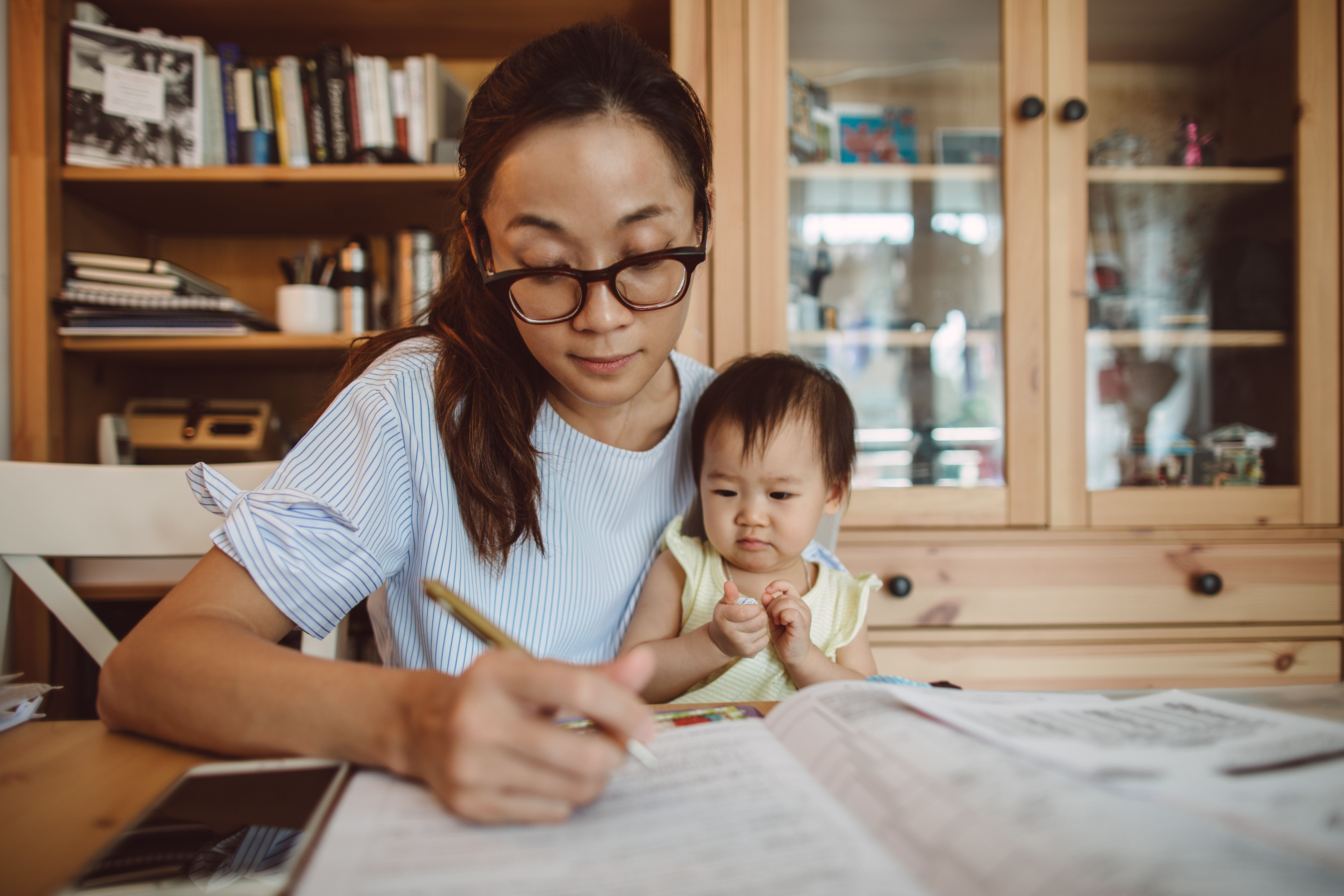 Well-Educated Mums Still Suffer 'Pay Penalty' If They Choose Part-Time Work, Says