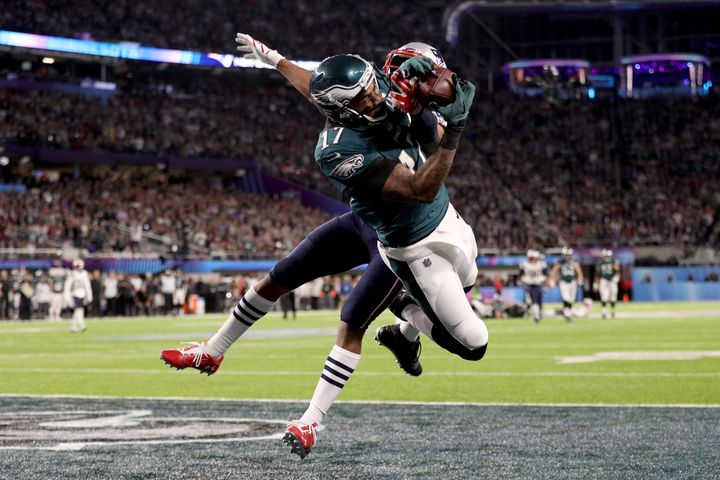 Image result for pats-eagles super bowl lii