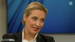 """Alice Weidel bei """"Anne Will"""": Schon der erste Satz löste Kopfschütteln aus"""