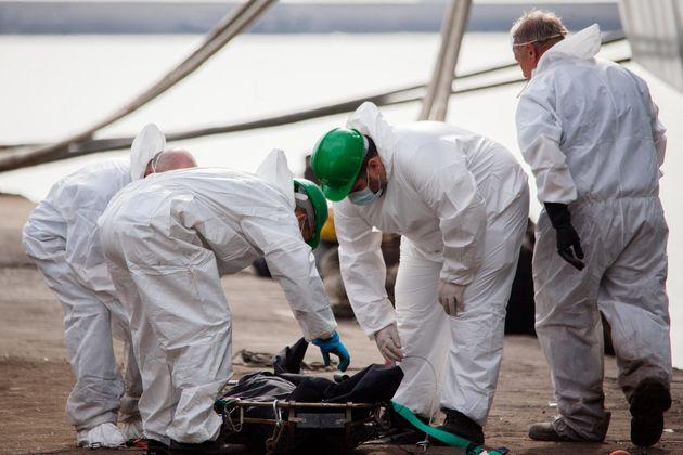 16 νεκροί πρόσφυγες στη θαλάσσια περιοχή μεταξύ Μαρόκου και