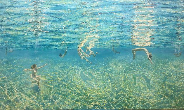 10 Έλληνες καλλιτέχνες εκπροσωπούν την Ελληνική Τέχνη στα Ηλύσια Πεδία του