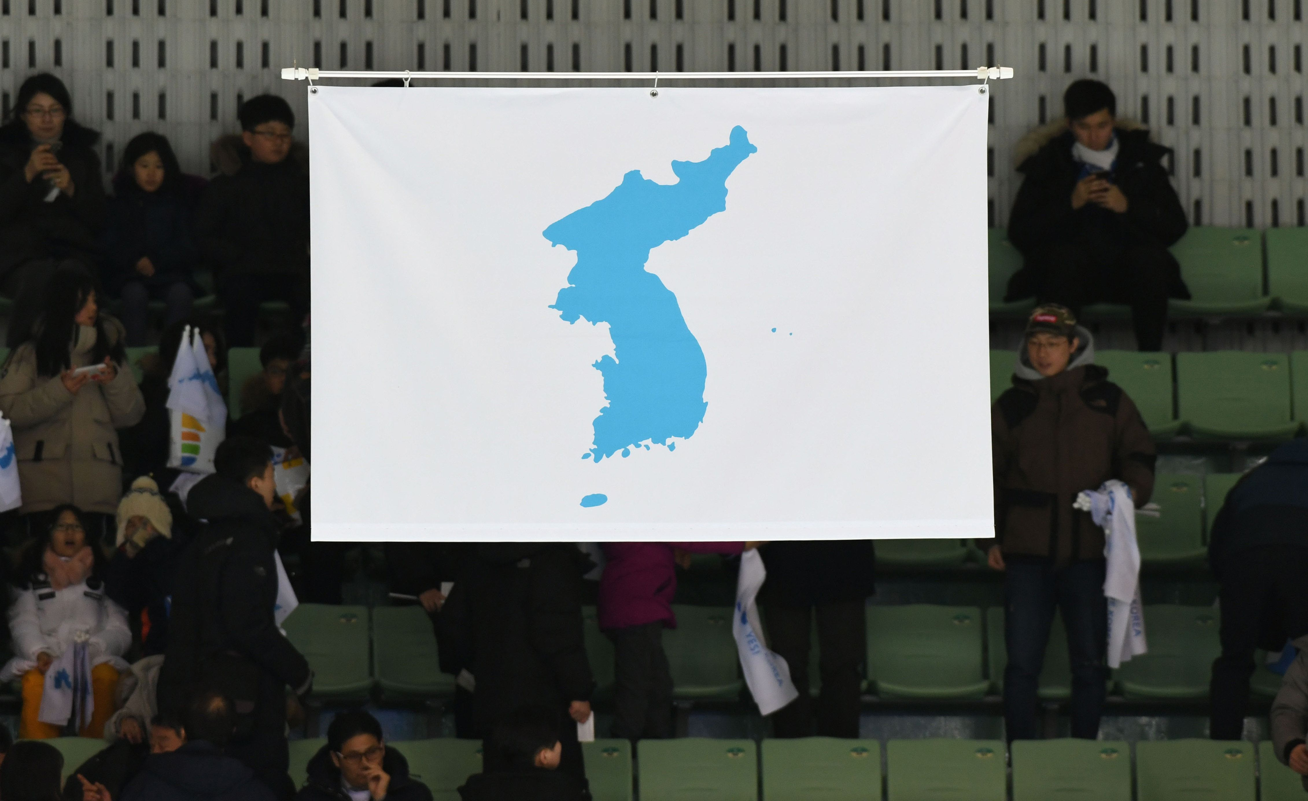 일본이 한반도기를 싫어하는 이유