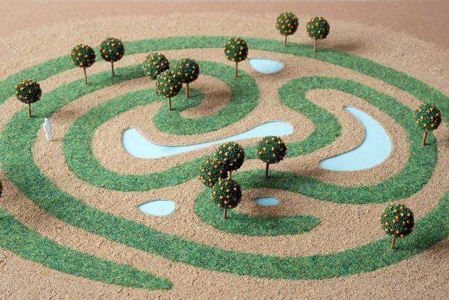 Κέλλυ Μενδρινού, «Orangerie»,...