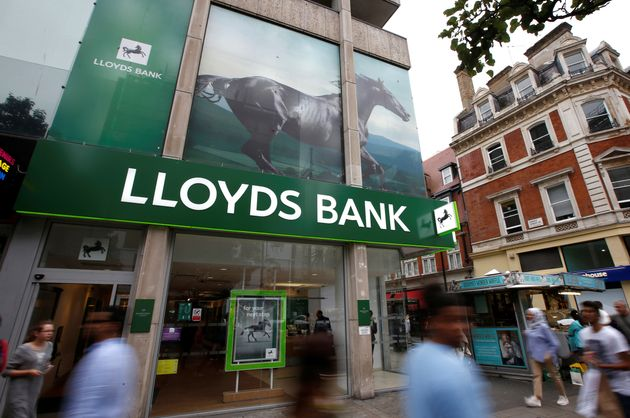 Lloyds Banking Group has banned credit card customers from buying