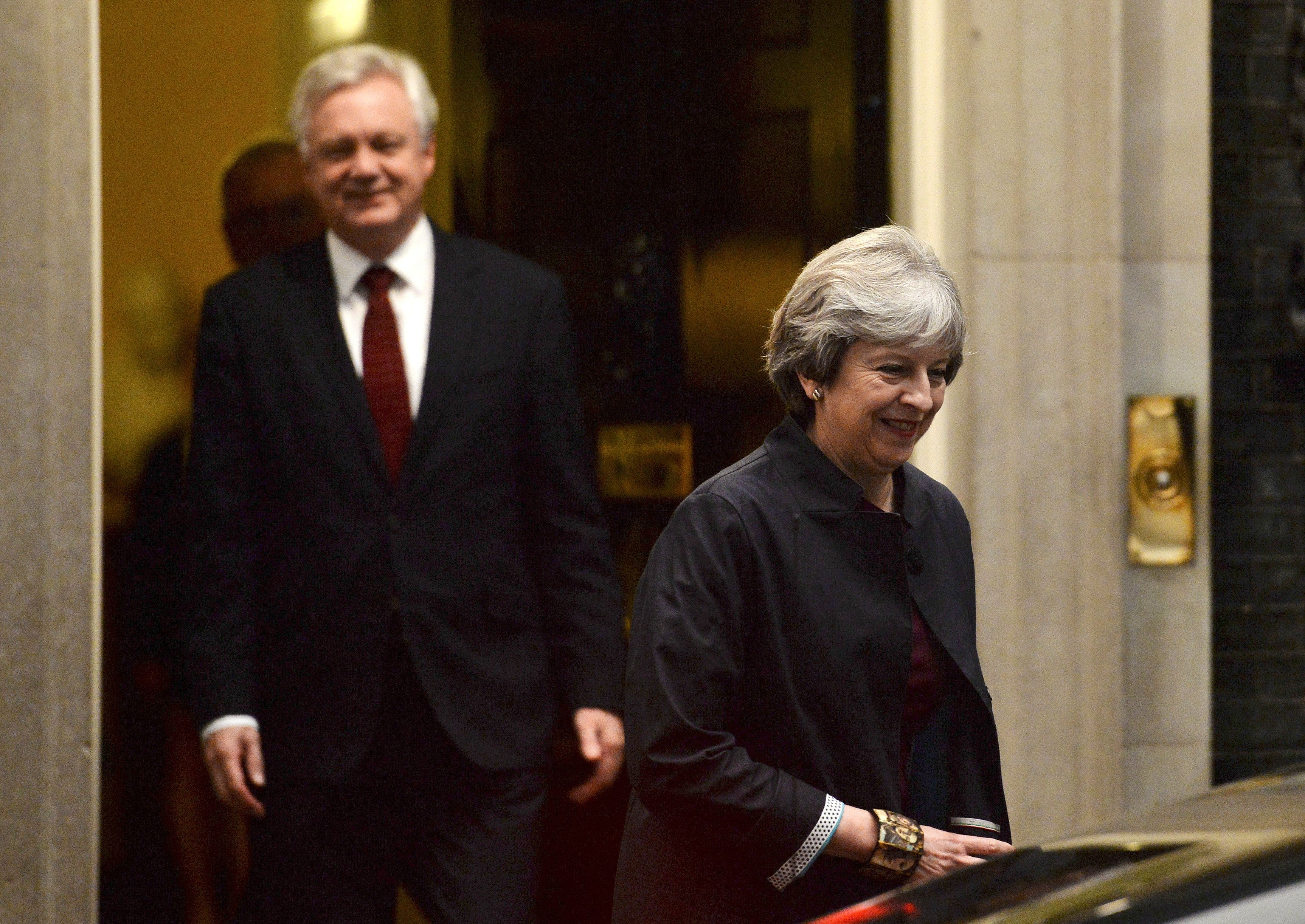 Downing Street Insists UK Will Leave Customs Union Ahead Of Talks With Michel