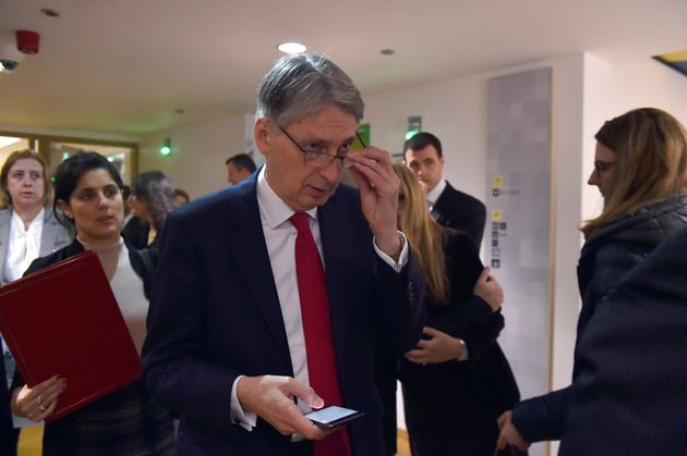 Chancellor Philip Hammond has been accused of seeking this own policy aimed at keeping Britain as closely...