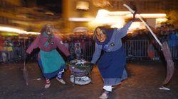 Eppingen: Unbekannter wirft Frau in heißen Hexenkessel und verletzt sie
