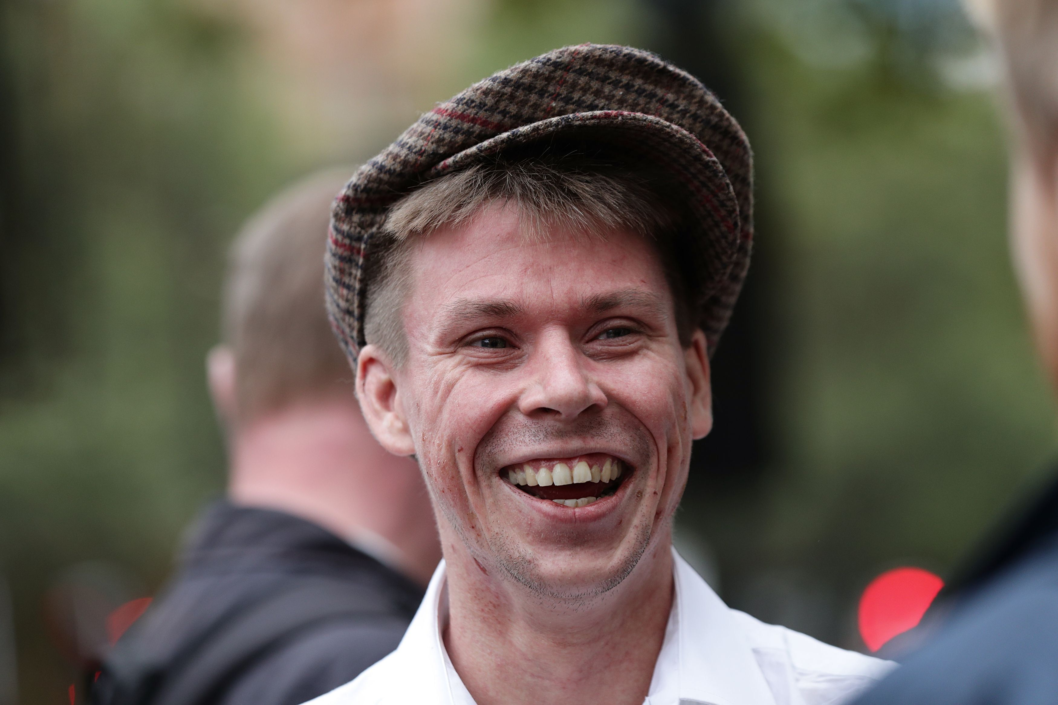 PA Wire  PA Images                   Alleged cyber hacker Lauri Love will find out if he has successfully challenged a ruling that he can be extradited to the US