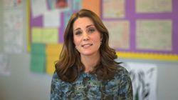 Duchess Of Cambridge Backs Children's Mental Health Campaign In Video