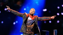Το αφιέρωμα του Justin Timberlake στον Prince κατά τη διάρκεια του