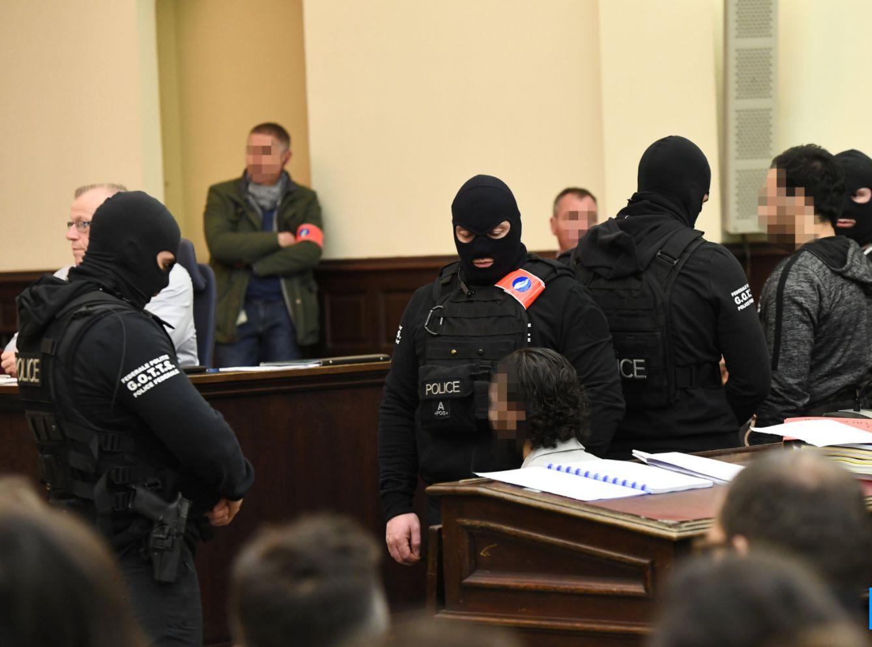 Salah Abdeslam, Paris Terror Attack Suspect, Spurns Court Saying 'Do As You Want With