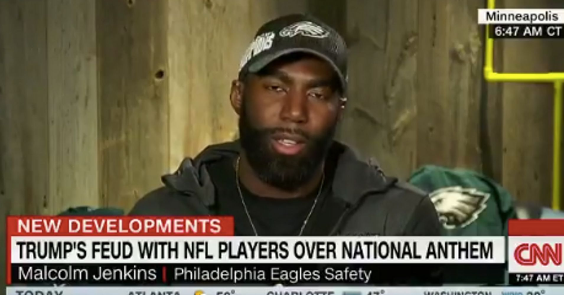 Several Eagles Players Already Planning To Skip White HouseVisit