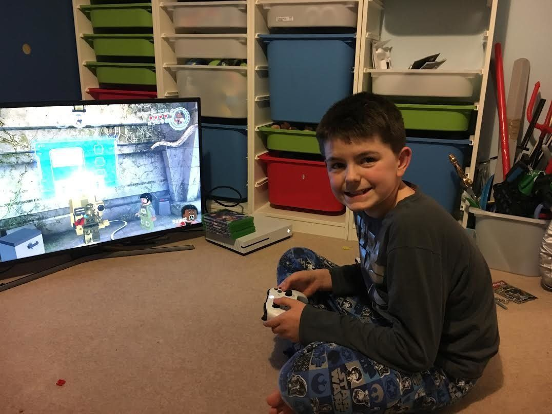 How Much Screen Time? Nine-Year-Olds Share Their Digital