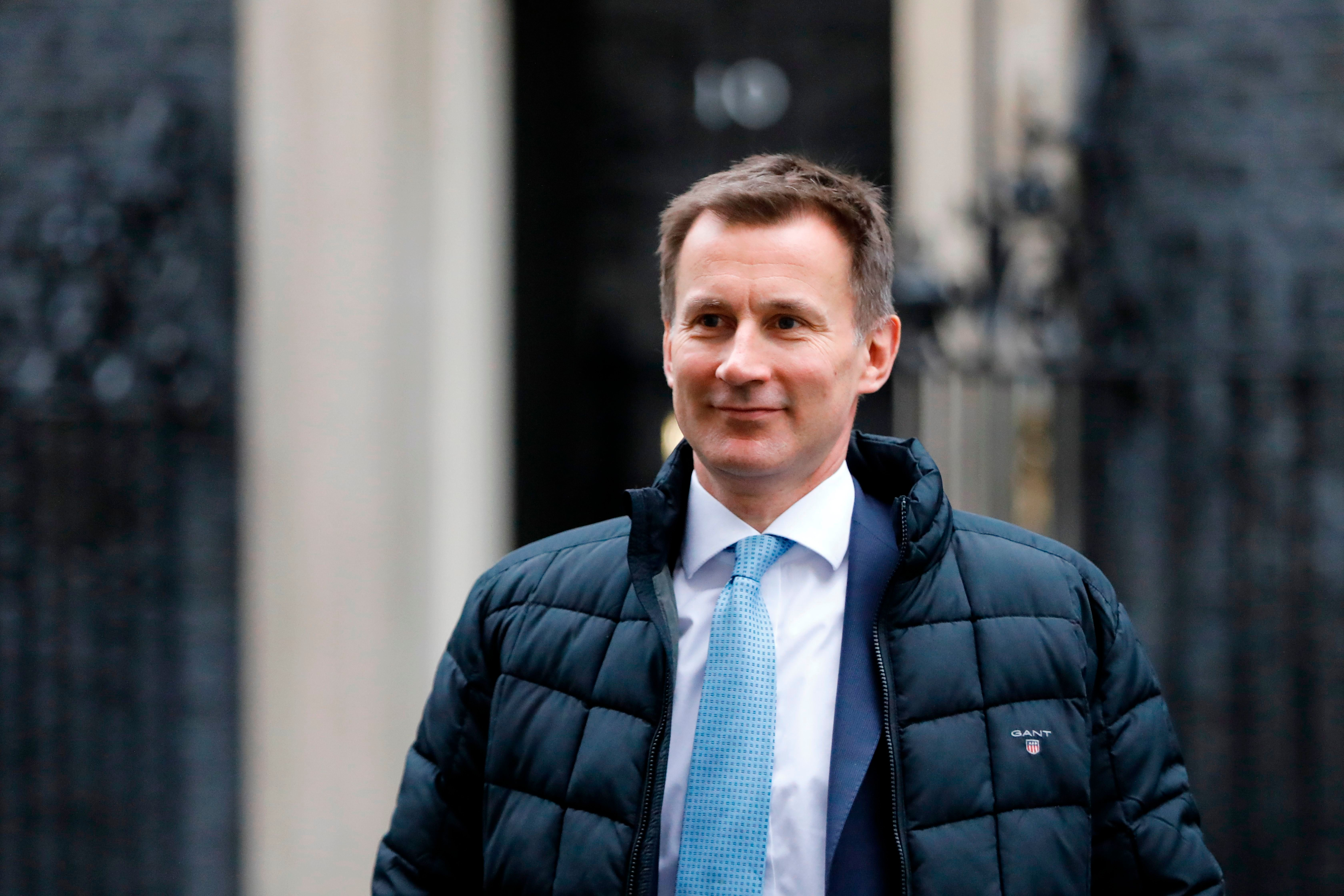 People Are Freaking Out Because They Agree With Jeremy Hunt's Donald Trump
