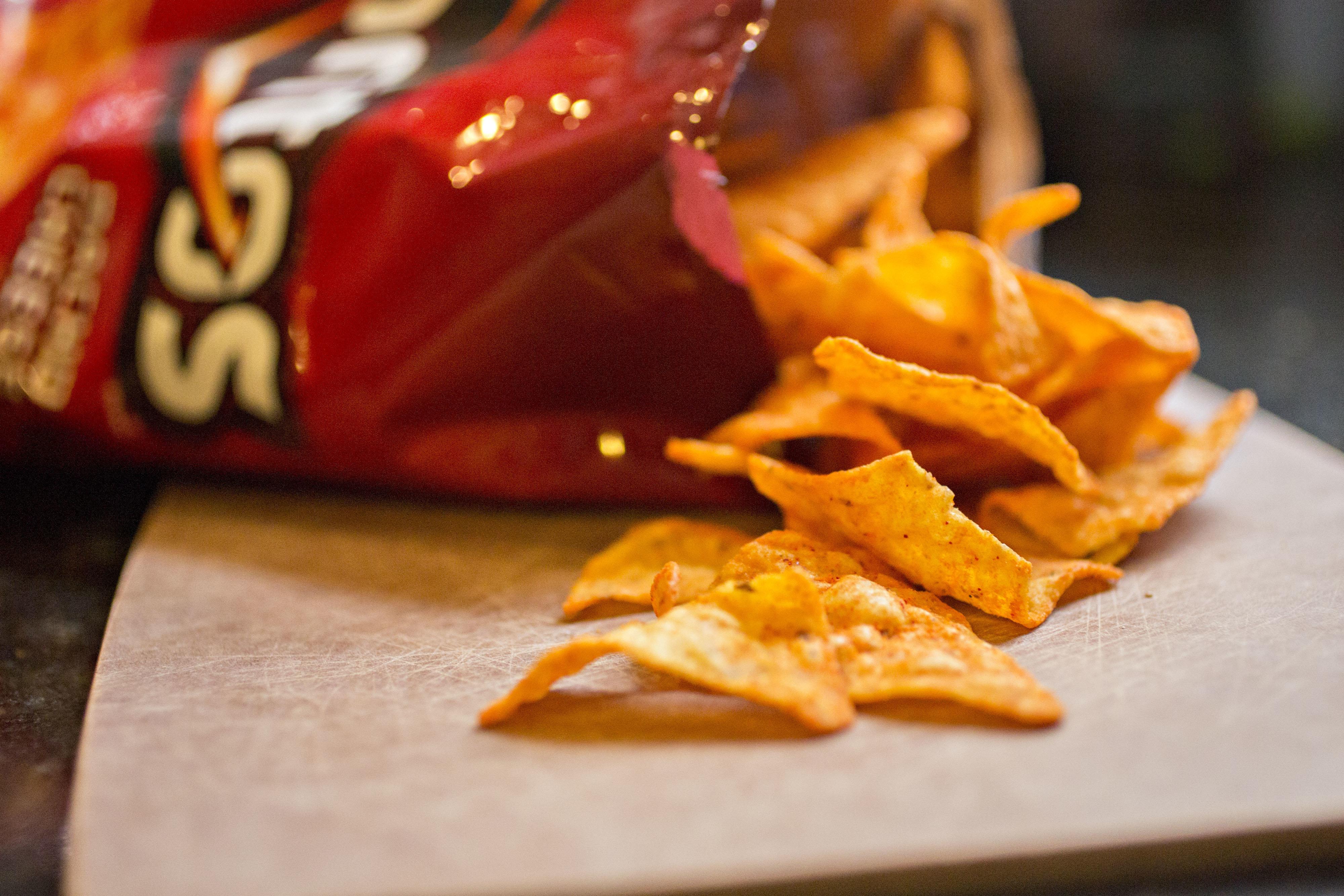 Doritos' New 'Lady-Friendly' Crisps Go Down Like A Sack Of