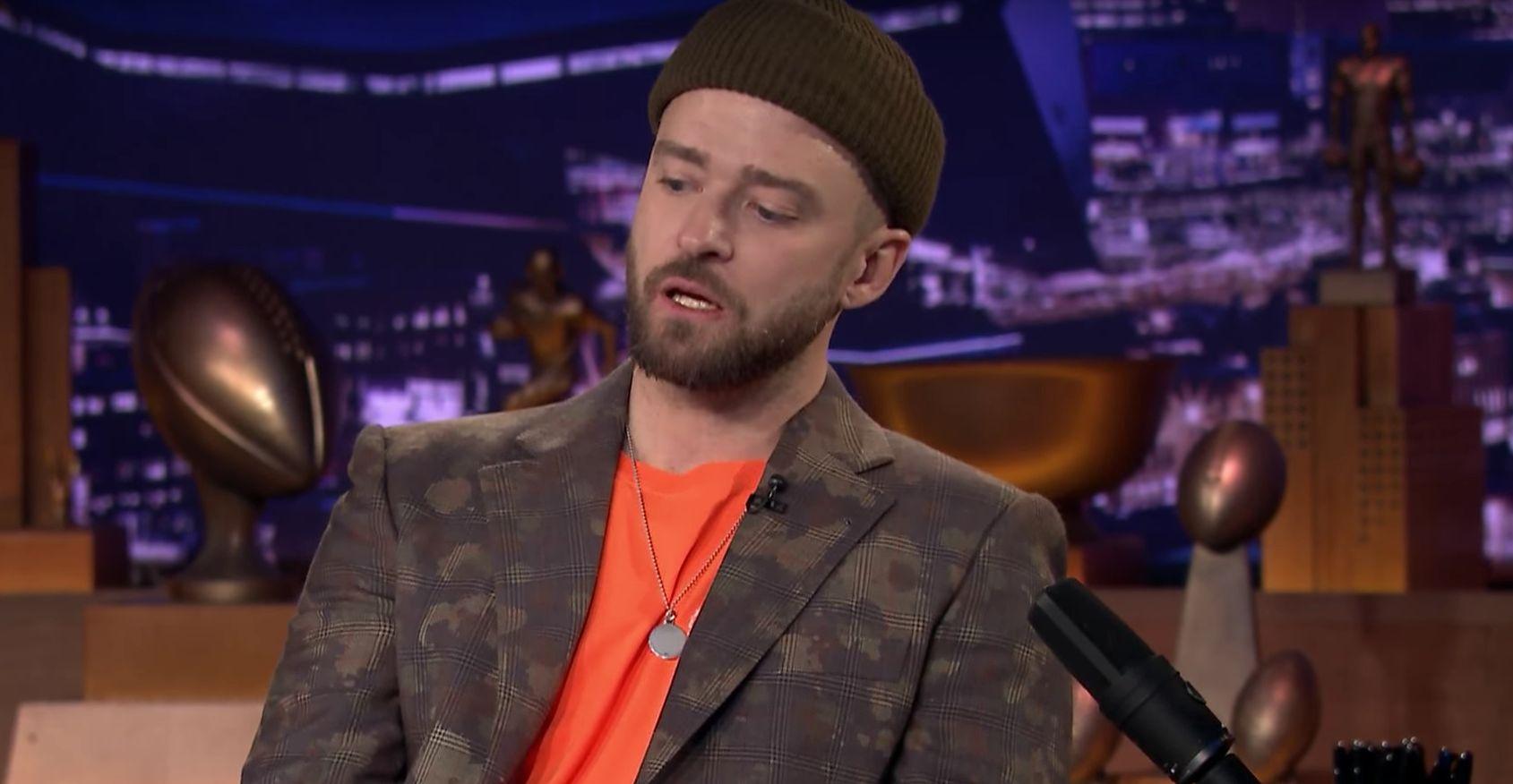 Justin on 'The Tonight