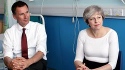 UK Statistics Watchdog Rebukes May For Misleading NHS