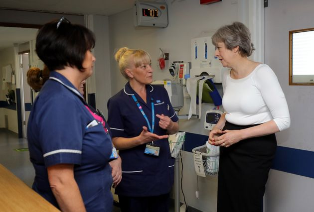 Theresa May Used Misleading NHS Figures To Attack Jeremy Corbyn, UK Statistics Watchdog